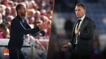 Graham Potter vs Brendan Rodgers