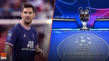 Bringt Messi den Henkelpott nach Paris?