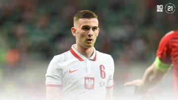 Kozlowski is a full international despite being just 17