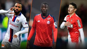 Les expatriés de Ligue 1.