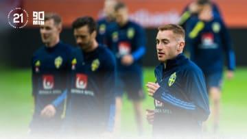 Kulusevski will be pivotal for Sweden