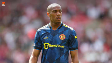 Manchester United are open to selling Anthony Martial for the right price