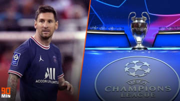 Lionel Messi winning the Champions League with PSG? Quite possibly...