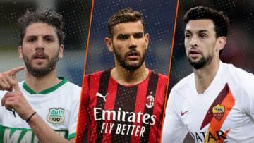 Locatelli, Theo Hernandez et Javier Pastore pourraient quitter leur club cet été.
