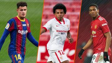 Coutinho, Koundé et Martial sont au coeur des infos mercato de ce samedi 26 juin