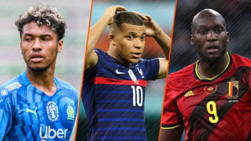 Kamara, Mbappé et Lukaku