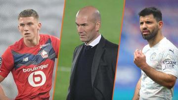 Sven Botman courtisé en Angleterre, Zidane sur le départ et Aguero très proche du Barça.