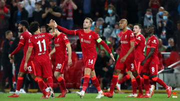 Liverpool are looking to make it two wins in two