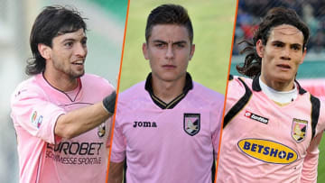 Pastore, Dybala, Cavani... Palerme a connu bon nombres de très bons joueurs dans ses rangs.