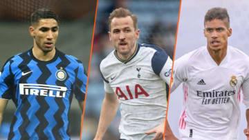 Hakimi, Kane et Varane vont agiter le mercato estival