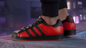 Miles Morales Adidas Superstar Shoes Explained