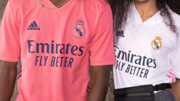 Real Madrid have launched their kits for the new season