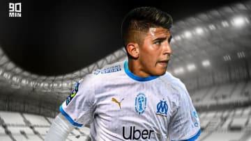 Thiago Almada pourrait venir renforcer le XI de l'Olympique de Marseille