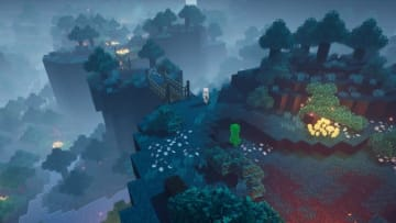 Minecraft Dungeons out now on Nintendo Switch, PS4 and Xbox.
