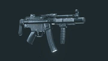 The MW MP5 s a great run and gun weapon