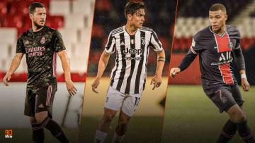 Hazard na Roma, Dybala em LaLiga, novo destino de Alaba e mais: confira as últimas notícias e rumores do mercado de transferências.