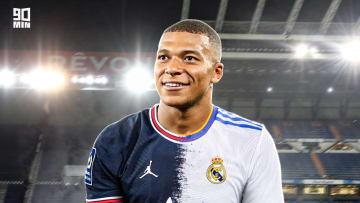 El Madrid ofreció 160M al PSG por la ficha de Kylian Mbappé