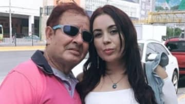 Zuleika Garza reapareció tras el fallecimiento de Sammy