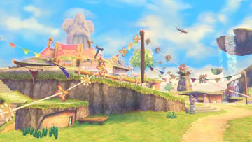 In addition to both installments of Skyward Sword, Beedle's Airshop can be found in The Legend of Zelda: Wind Waker.