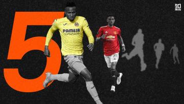 Los africanos que más prometen de cara al futuro del fútbol mundial