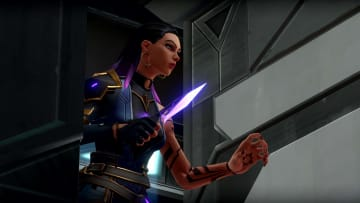 Valorant's Singularity skin line brings dark, unstable energy to the game's weapons in Act 3.