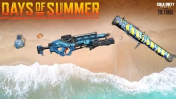 Call of Duty Mobile released the Days of Summer event with the July 28 update, bringing new challenges to Season 8 to unlock the Purifier H20 skin.