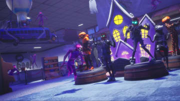The Pumpkin Hunt in Fortnite can be completed in Creative mode.