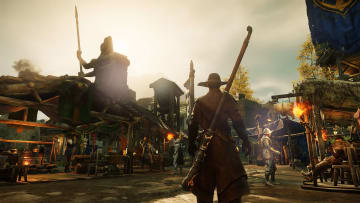 The closed beta of New World, Amazon Games' upcoming MMORPG, opened July 20 and will close Aug. 2.