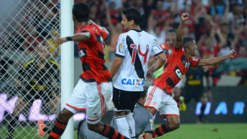 Em 2014, o Vasco ficou no 'quase', mas Márcio Araújo anotou o gol da vitória - e do título.