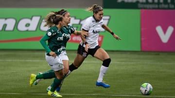 Corinthians e Palmeiras empataram sem gols na ida