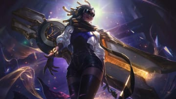 Champions like Senna who fulfill more than one role (in this case, support and bot lane) are favored in the current meta.