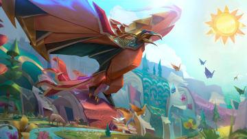 League of Legends Patch 10.25 Anivia Balance Changes