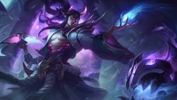 Choosing the best support in League of Legends Patch 11.5 is all about crowd control.