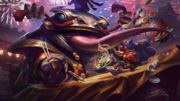 Patch 11.13 is approaching and the Tahm Kench rework, among other major changes to the items of the game will hit on June 23. | Photo by Riot Games