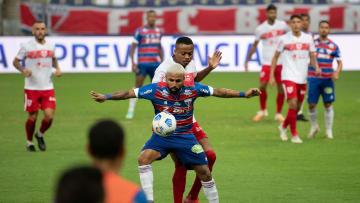 Fortaleza entra com a vantagem do empate contra o CRB