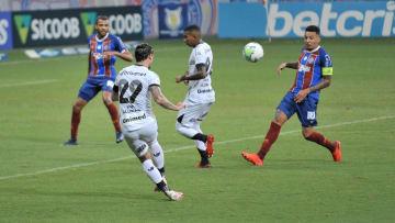 Vina, Gilberto e outras feras: veja o XI ideal combinado entre os clubes que seguem na Copa do Nordeste de 2021.