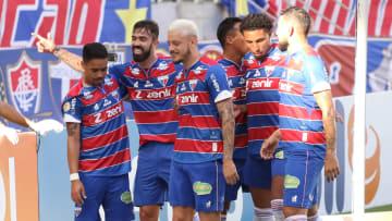 Fortaleza venceu o Bragantino por 1 a 0