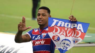 David é uma das maiores contratações da história do futebol do Nordeste.