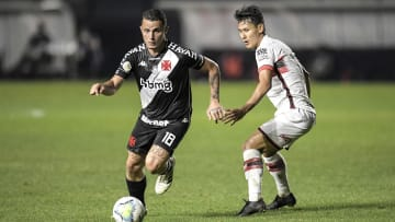 Atlético-GO e Vasco entram em campo pela 28ª rodada do Campeonato Brasileiro.