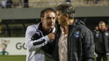 Treinador Renato Portaluppi é um dos mais vencedores dos últimos anos no Brasil