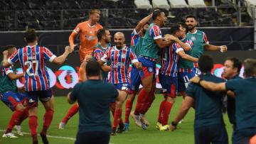 Bahia conquistou a Copa do Nordeste pela quarta vez em sua história