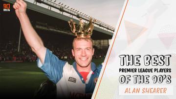 Alan Shearer, the Premier League's greatest ever goalscorer