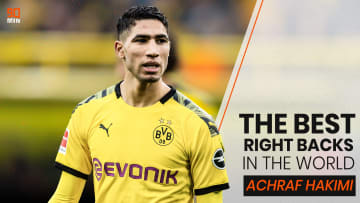 After two successful and exciting years at Borussia Dortmund, Achraf Hakimi has blossomed into one of Europe's most revered young talents