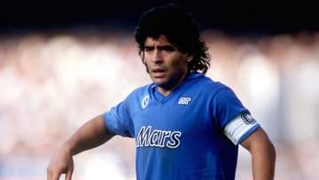Napoli's Argentine forward Ezequiel Ivan