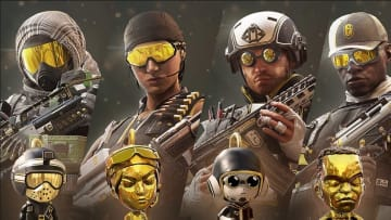New Pro-League inspired bundles coming to Rainbow Six Siege March 17