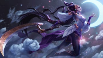 With the assassin meta ongoing, most of the high-tier champions for this lane are AP or AD assassins like Diana.