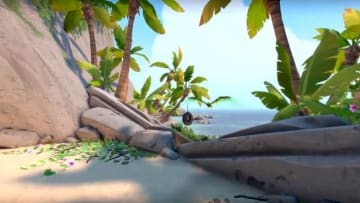 """""""Breeze"""" is based off of islands in the Bermuda Triangle allegedly, with forts and beaches for players to fight in."""