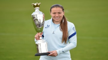 Fran Kirby has won the PFA Women's Players' Player of the Year