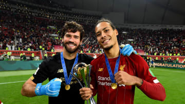 Alisson and Virgil van Dijk have ushered in a new era of dominance