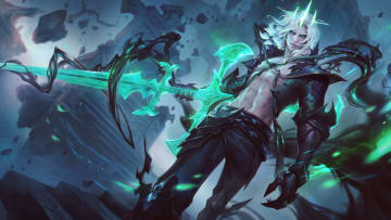Viego is revealed to be the 154th champion that will be playable in the League of Legends